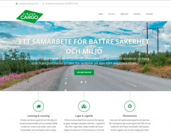 Website Printscreen